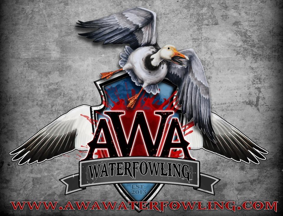 AWA nick laferriere blue goose