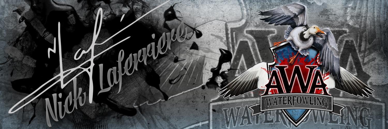 awa waterfowling nick laferriere
