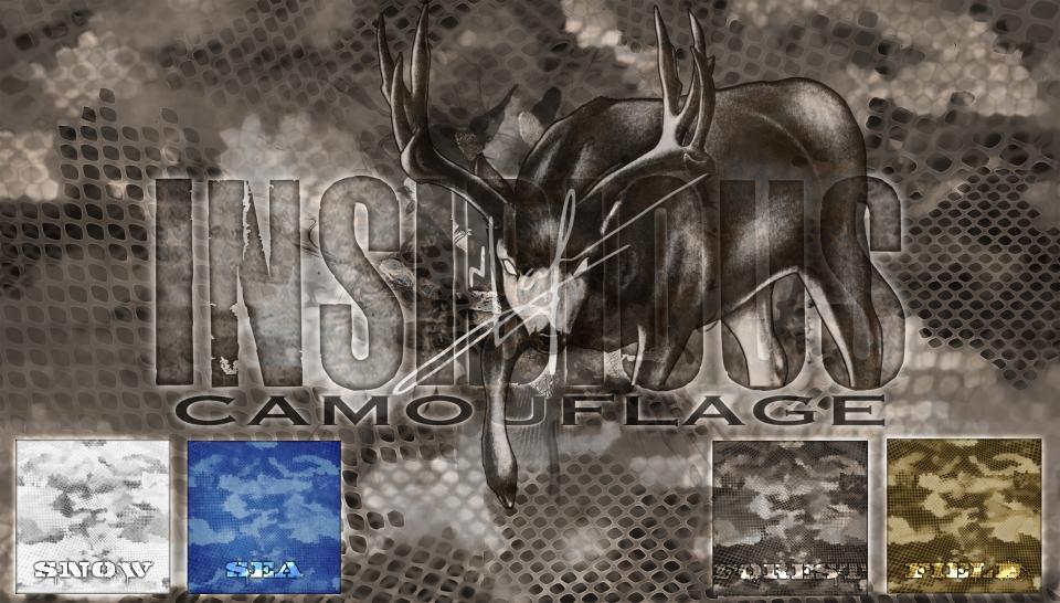 insidious camouflage promo