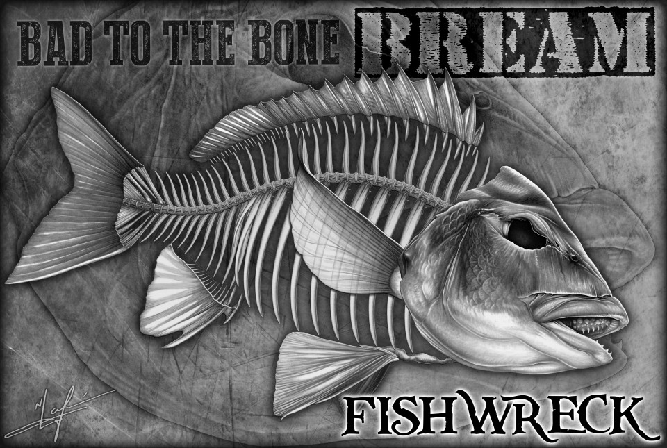 bream skeleton promo