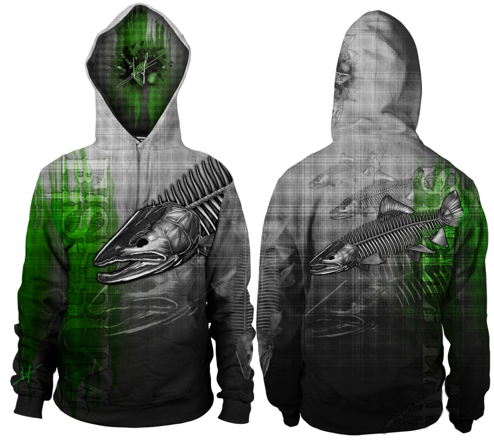 Steelhead Skeleton Hoody Front and Back Mockups copy